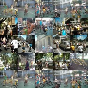 Bicicletada de dezembro 2007