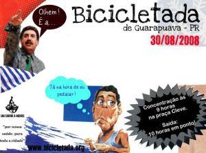 Piui - Bicicletada Guarapuava