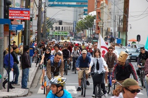 Festa nas ruas