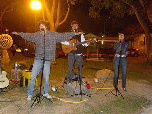 Performance TAMO, em 18/9/2008