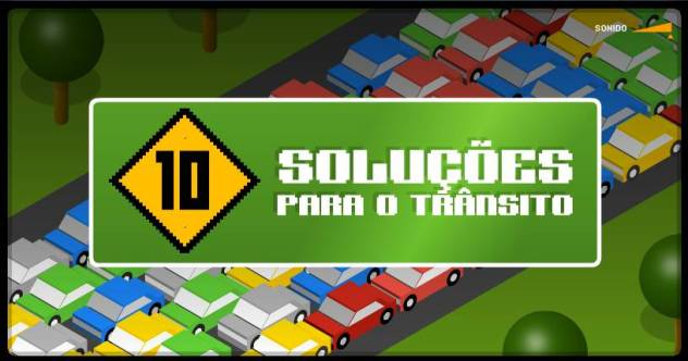 10 soluções para o trânsito