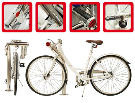 Hybrid Public Bike Concept by Chiyu Chen 04