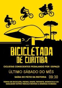Bicicletada Curitiba