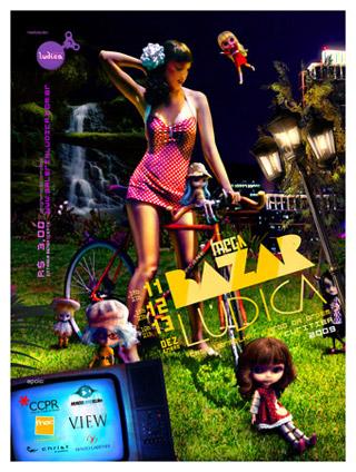 Mega Bazar Lúdica 2009